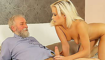 daddy4k boy didn039t expect that old dad will fuck his hot