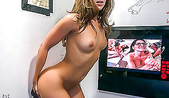 remy lacroix in remy lacroix gets a face load of cum  bangbros