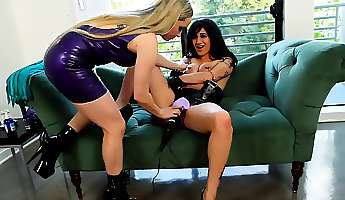 femdom queens submissive after nt torment