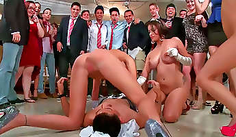 orgy video with jamie valentine veronica rodriguez and rikki six