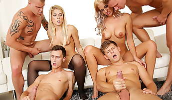 want to try a bi orgy
