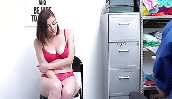 sovereign syre have to undress and fuck owner  cut purs milf