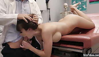 dirty big ass milf lexi luna cheated husband with doctor with big cock