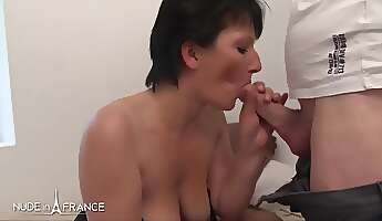 lucie 37 yo just divorced analized and fist fucked for