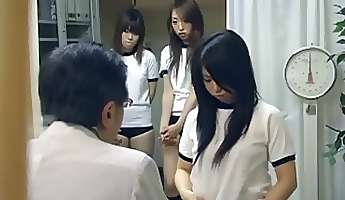 japanese schoolgirl 21 medical exam
