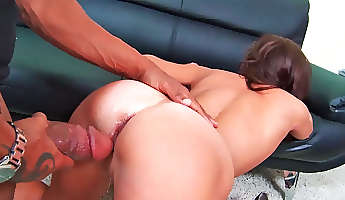 claudia atkins performing oral and getting nailed by black guy