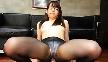 dishy japanese chick ria mikotori getting stuffed