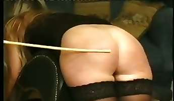 caning is the name of this game