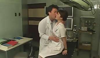 cosplay porn asians nurses cosplay japanese milf nurse fucked doctors office part 1
