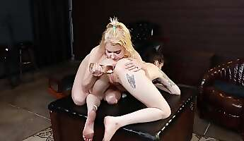 naughty lesbians doing kinky stuff to please one another